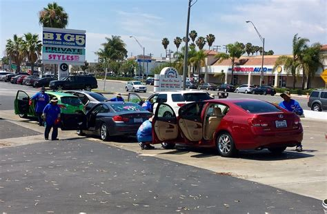 Long Beach Car Wash Pch - circle marina car wash 116 fotos 219 beitr 228 ge autow 228 sche 4800 e pacific