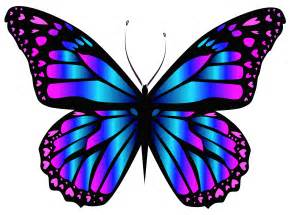 blue and purple butterfly png clipar image my favorite
