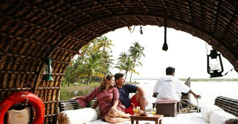kerala boat house cost per day alleppey houseboat cost rate per day cruise tariff and charges