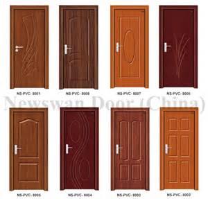 nigeria mdf wooden door price bathroom pvc door with