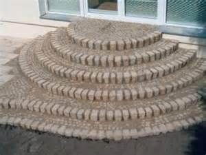 treppen pflastern potsdam treppe pflastern werder terrasse pflastern