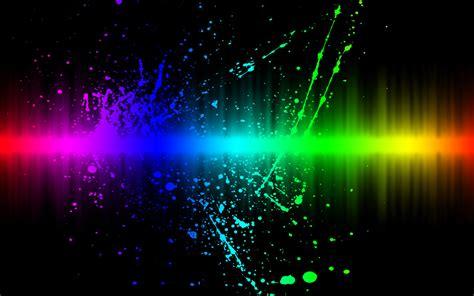 разноcolorful rainbow paint texture paints background