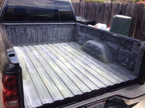 diy bed liner diy bed liner 28 images make a diy bed liner for a