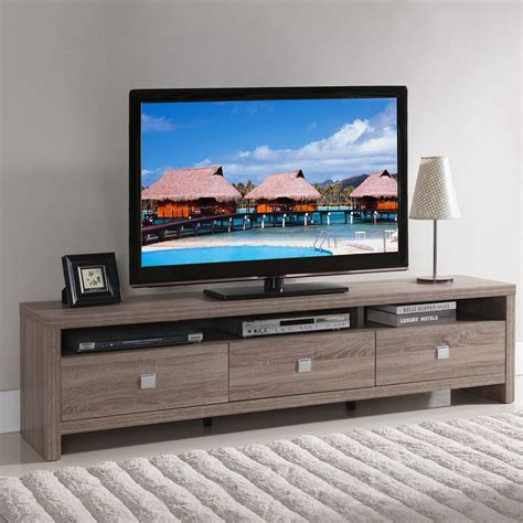 modern tv console furniture of america contemporary tv stand from