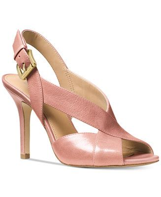 macy s shoes michael kors michael michael kors becky sandals sandals shoes macy s
