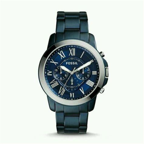 Jam Tangan Fossil Pria Original jual beli jam tangan pria fossil fs5230 original dan