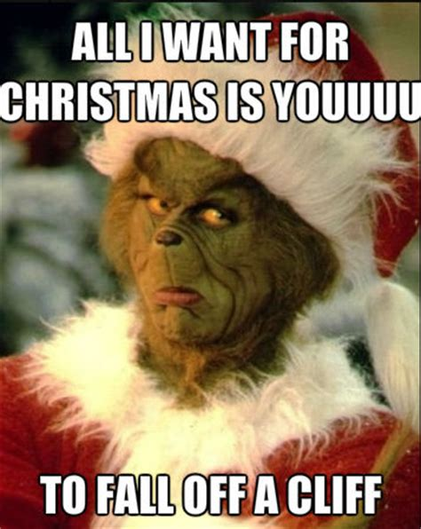 Funny Grinch Memes - grinch has spoketh pictures photos and images for