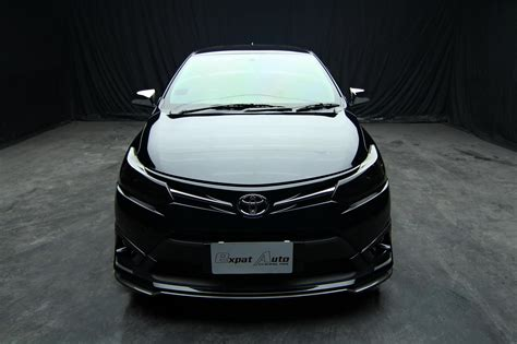 2015 Toyota Vios 1 5 G Trd A T 2015 toyota vios 1 5 trd a t second cars in chiang