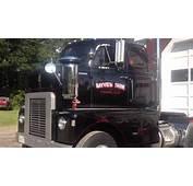 1955 IH International RDFC405 RDFC 405 Emeryville Truck
