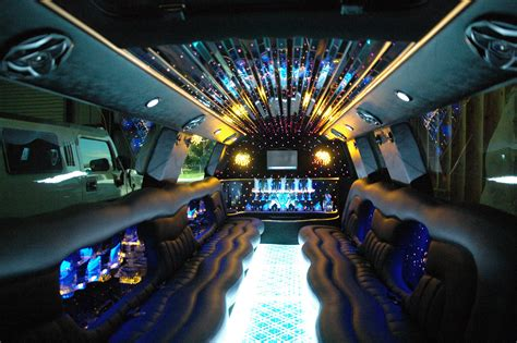 Inside A Limo by Limos With Pools Inside Www Pixshark Images