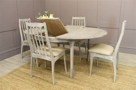 retro dining table and chairs uk retro oak extending