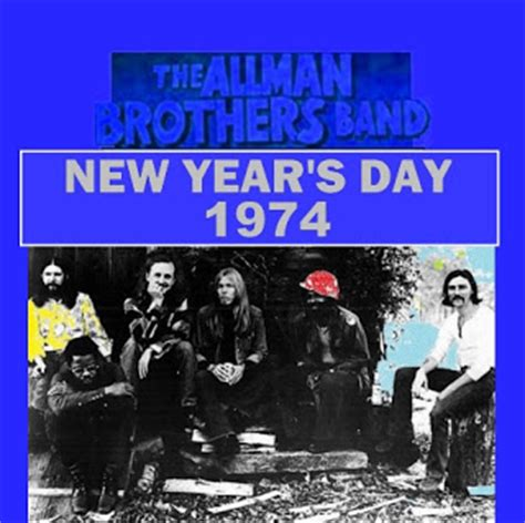 1974 new year archivevibes allman brothers new year s 1974
