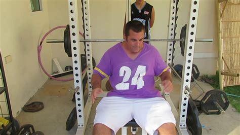 jesse williams bench press nfl combine bench press clemson wr mike williams vs the