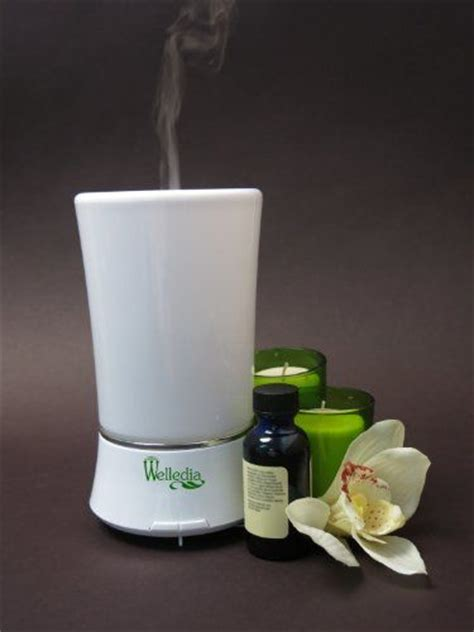 homemade humidifier for bedroom welledia gentle aromatherapy ultrasonic essential oil