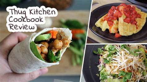 Thig Kitchen by Thug Kitchen Eat Like You Give A Cookbook Review By