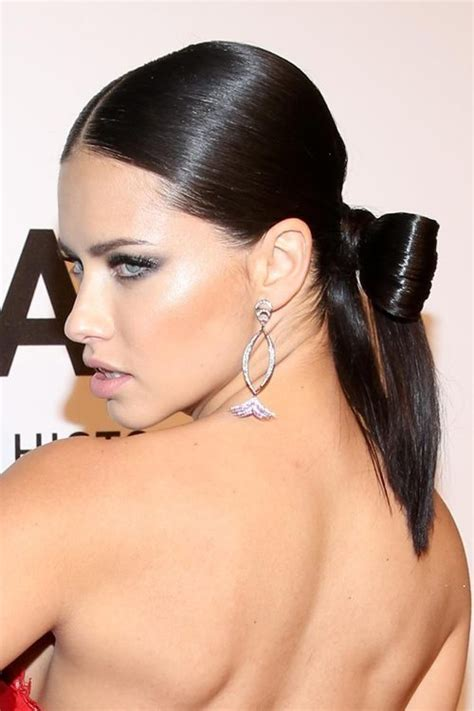 adriana lima hairstyles pictures 12 capellistyleit adriana lima s hairstyles hair colors steal her style