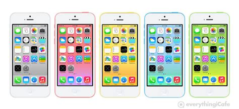 iphone 5c front iphone 5c review what s is new and colorful