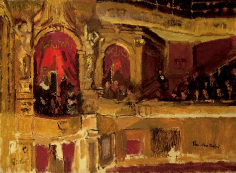 hall painting walter sickert and the bedford music hall victoria and