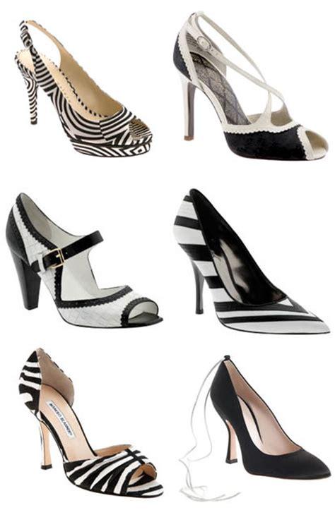 beautiful black and white wedding shoes junebug weddings