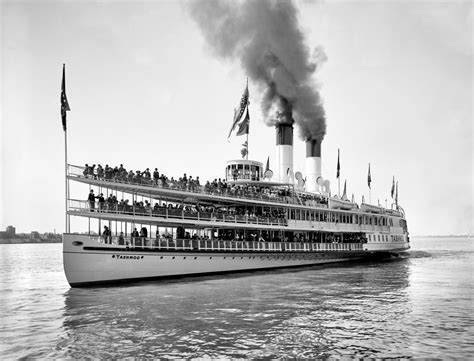 barco de vapor 7 años siete barcos con historia 1901 a 1916 ibytes