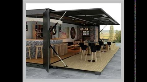 Home Design Store Jakarta by Container House Workplace Amp Office Designs Youtube
