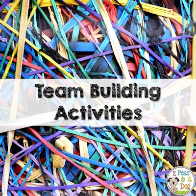 team building activities guest post 2 peas and a dog - Sinking Boat Team Building Game