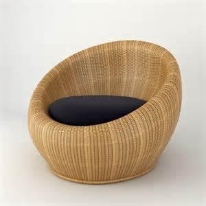 bamboo circle chair cushion is design solution rattan chair