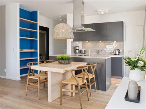 moderne küchen mit kochinsel esstisch dekor k 252 cheninsel