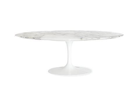 Saarinen Coffee Table Saarinen Low Oval Coffee Table Design Within Reach