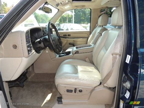 2005 chevrolet tahoe z71 4x4 interior color photos