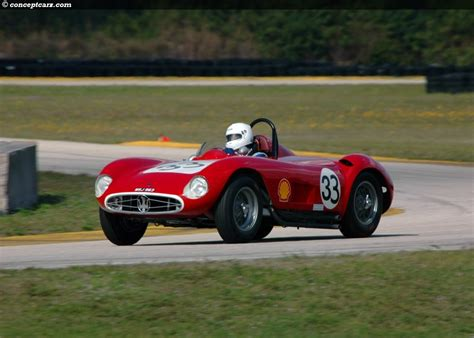 maserati 300s for sale auction results and sales data for 1956 maserati 300s