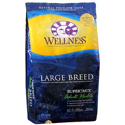 wellness large breed puppy wellness super5mix large breed food 1800petmeds