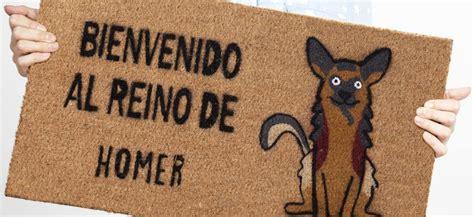 felpudo personalizado perro divine chien cositas para perros