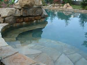 stein schwimmbad quartzite used in swimming pool projects