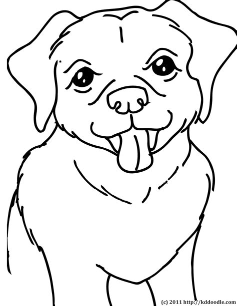 labrador puppy coloring page free coloring pages of labrador retriever