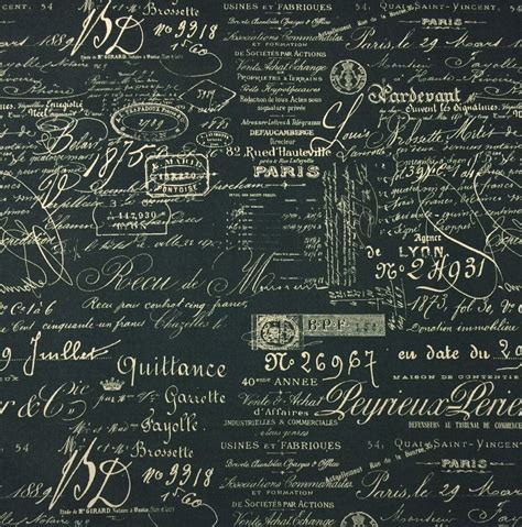 french script l ballard designs document ink indigo blue d4036 french