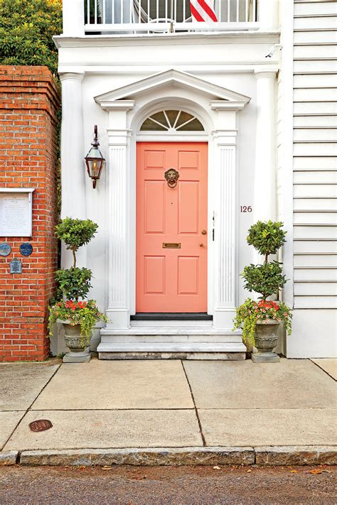 spring front door paint ideas   give  exterior