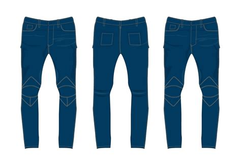 Free Design Jeans | free jeans pants vector download free vector art stock