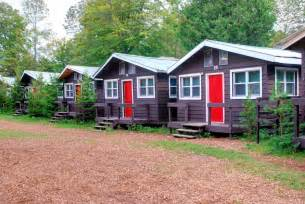 Summer camp cabins for pinterest