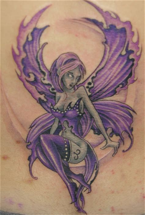 purple tattoo ink purple ink