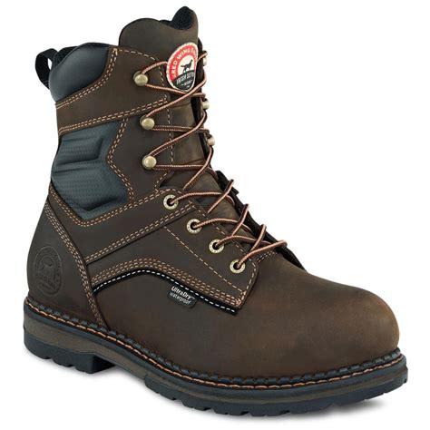 setter s boots s setter 174 8 quot waterproof aluminum toe electrical