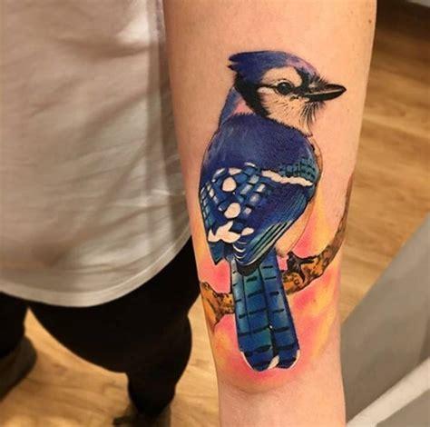 blue jay tattoo blue bird www pixshark images galleries