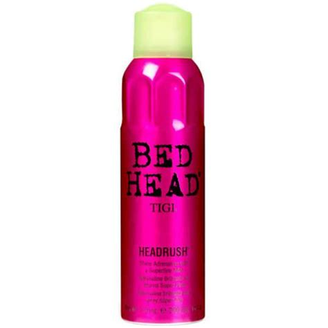 bed head shoo review tigi bed head headrush voor super veel glans