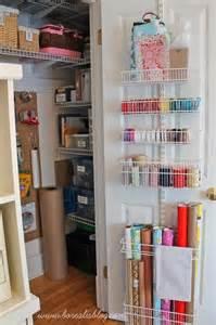 Craft Closet Organization Ideas 25 Best Ideas About Craft Closet Organization On