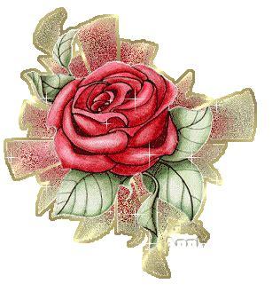 imagenes de rosas animadas en movimiento rosas con brillo flores hermosas lindas hermosas