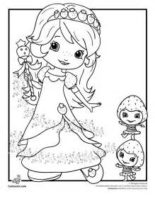 Strawberry Shortcake Coloring Pages Free Coloring Home Strawberry Shortcake Coloring Pages