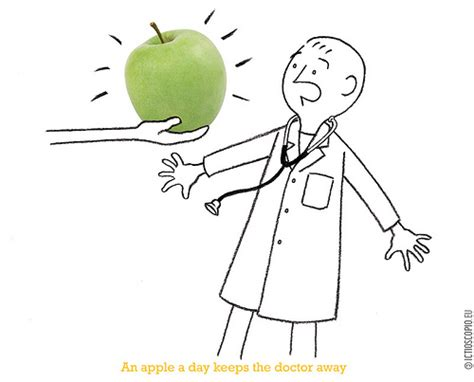 Apple A Day Keeps The Doctor Away Essay by An Apple A Day Keeps The Doctor Away Flickr Photo