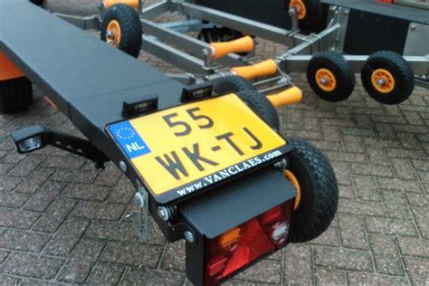 boottrailer waterdichte verlichting boottrailer vanclaes custom jozua aanhangwagens