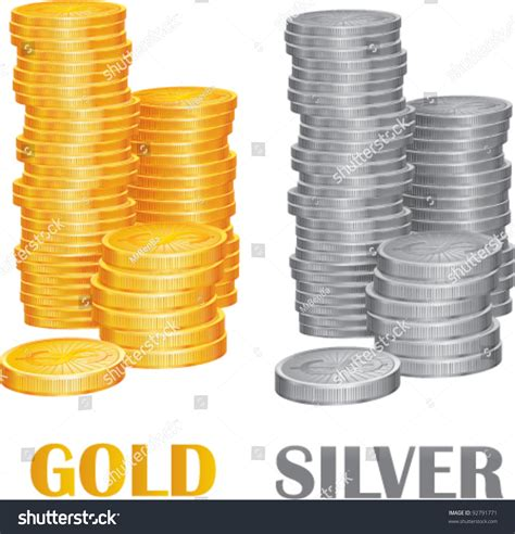 and clipart gold and silver clip cliparts