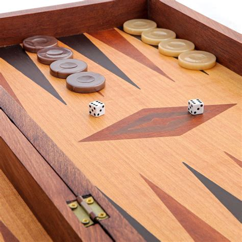 Backgammon Handmade - handmade wooden backgammon board set earth picture